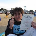第59回勝田全国マラソン、完走。