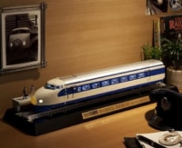 【S40News!】大人の超合金シリーズに新幹線0系が追加。
