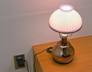 コールマン CPX6 LED クラシックランプ