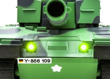 京商 ドイツ レオパルド戦車