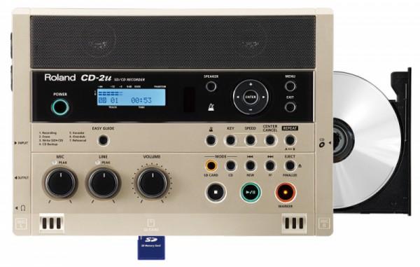 ローランド CD-2u