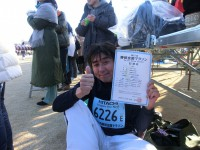 『第61回 勝田全国マラソン』レポート