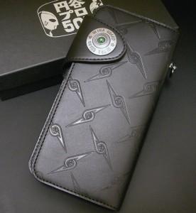 ウルトラマンシリーズ ウルトラ警備隊 本革長財布