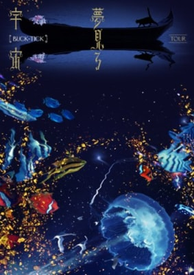 DVD『TOUR 夢見る宇宙』 2012年12月29日に日本武道館で行われた『TOUR夢見る宇宙』ファイナル公演、デビュー25th ANNIVERSARYを盛大に締めくくったライヴを映像化。
