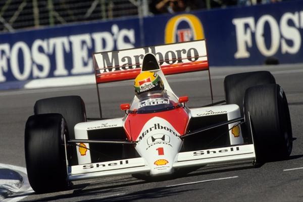 '89 Australia GP