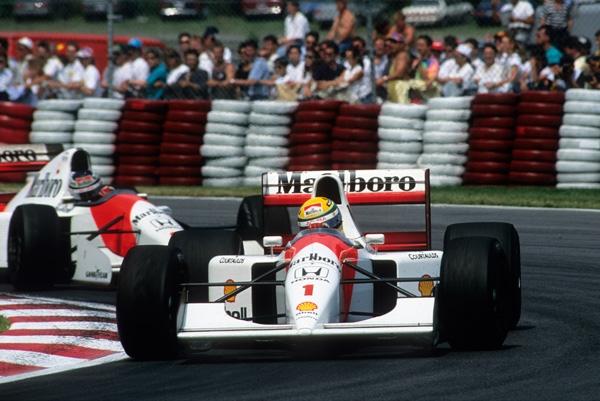 '92 Canada GP