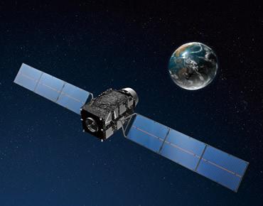 準天頂衛星初号機「みちびき」