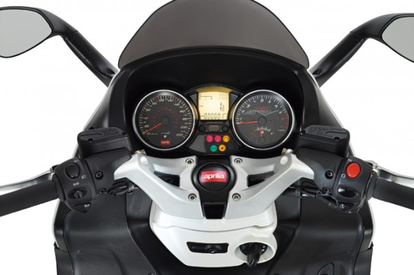 APRILIA SRV 850 ABS-ATC