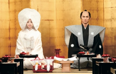 映画『武士の献立』は12月14日から全国ロードショー。 (C)2013「武士の献立」製作委員会