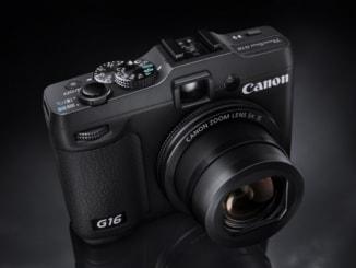 PowerShot G16