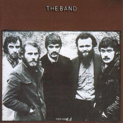 右から2人目がガースハドソンで、このアルバムリリース時は32歳。76歳の今とあまり変わらない印象だった