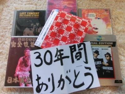 音楽DVDは誇れるコレクションでないが、その中でややうき気味な、サザンの30周年記念ライブDVDだ。最高に楽しい1枚