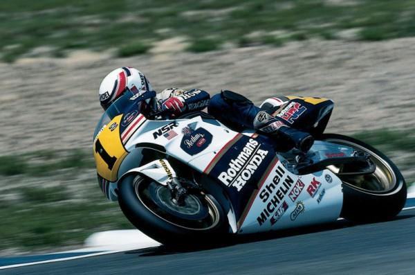 エディ・ローソン選手 / NSR500 (1989年)
