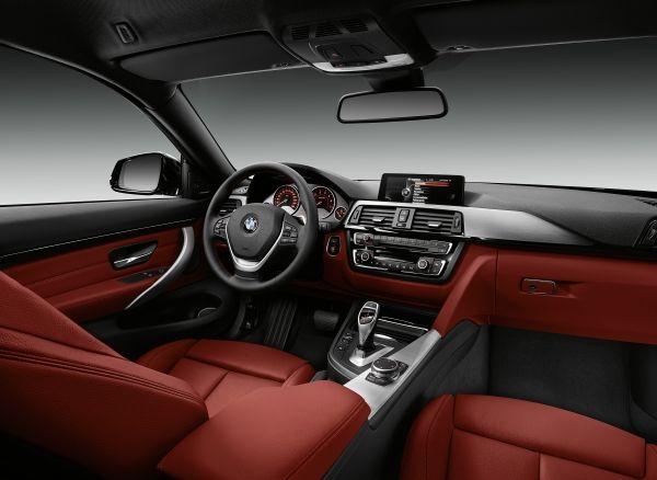 BMW 435i Coupe (Sport Line)
