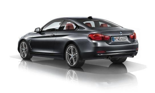 BMW 4 Series Coupe (Sport Line)