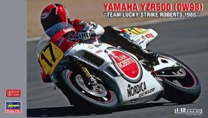 """ヤマハ YZR500 (0W98) """"チーム ラッキーストライク ロバーツ 1988"""""""