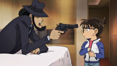 (C)2013 モンキー・パンチ 青山剛昌/「ルパン三世 vs 名探偵コナン」製作委員会