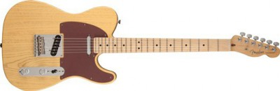 Maple Fingerboard, Butterscotch Blonde