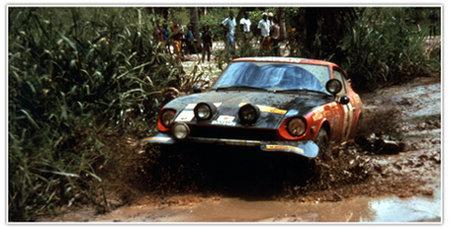 Safari Rally Z2