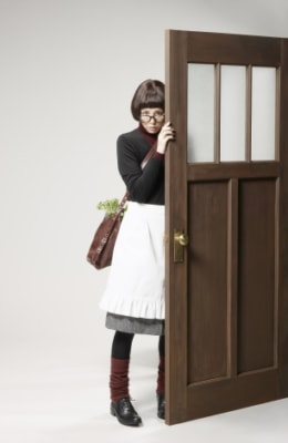 テレビ朝日開局55周年記念ドラマスペシャル『家政婦は見た!』。放送は3月2日(日)よる9時から。 (C)テレビ朝日