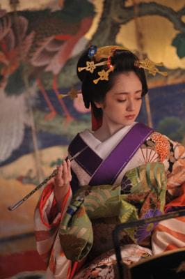 写真は同作で20年ぶりに主演をはたす安達祐実。 (C)2014東映ビデオ