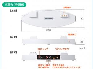 テレビ用ワイヤレススピーカー_08