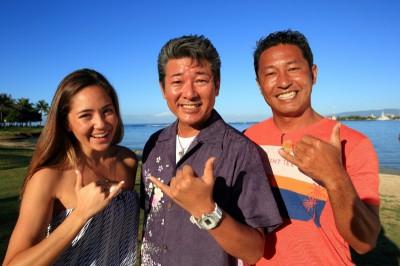 ハワイレギュラー番組『ハワイに恋して』布川敏和の出演回は以下の通り。 ◆6月7日  イウィレイ地区  ◆6月21日  学べる!ハワ恋不動産   ◆7月5日  お父さんハワイ ◆7月19日 ダウンタウン歴史ツアー
