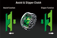 Assist&Slipper Clutch