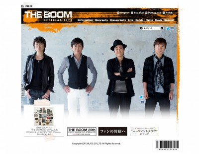 THE BOOM, ファイナルツアー, 宮沢和史
