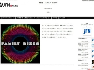 FAMILY DISCO, JFN, DJ OSSHY