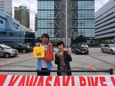 開催が決定したのは、彼女の惜しみない強力のおかげだ。『福岡博多秘密基地』の幹事を引き受けてくれた