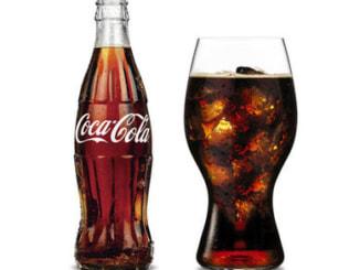 コカ・コーラ + リーデルグラス