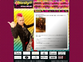 Chirolyn Official website
