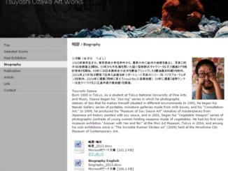 小沢剛 公式サイト