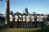 オーストラリアの昭和40年男たち。