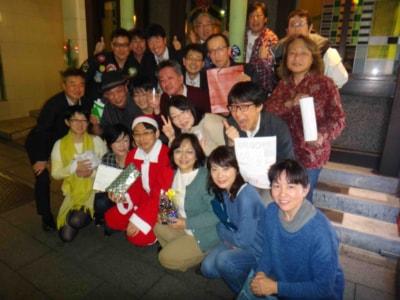 去年ラストは1日遅れのクリスマスパーティと称して12月26日に開催した