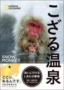 こざる温泉 会いに行けるしあわせ動物 福田幸広 昭和40年男