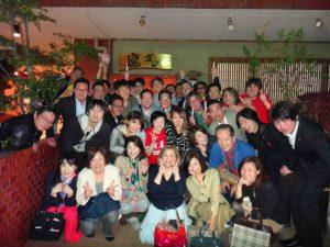 4月に開催した『第4回福岡博多秘密基地』の参加者たちだ。美しい女性が多いのだ