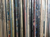 ビリー・ジョエルのアナログ盤が復活。