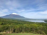 富士山と岩手山。