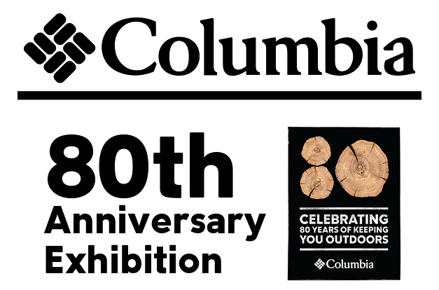 Columbia Sportswear 80th Anniversary Exhibition