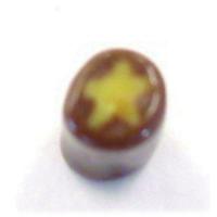 ☆模様のチョコベビー