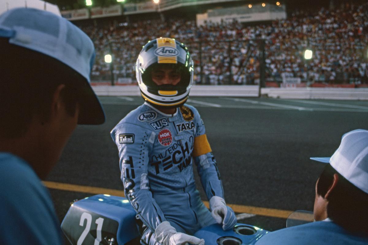 1985 鈴鹿8耐 平忠彦