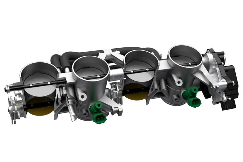 スズキ 新型KATANAのローRPMアシスト機能