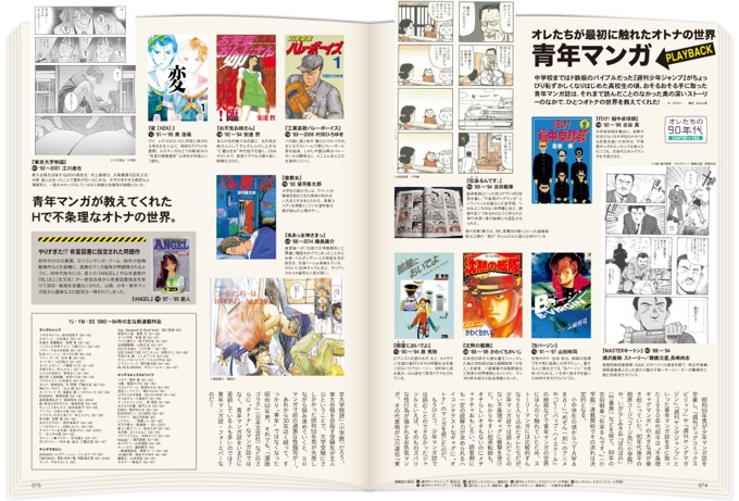 『昭和50年男』vol.004 p.074-075
