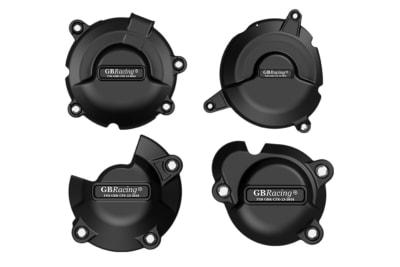 モトサロン GBRacing FIM公認 エンジンカバー(2次カバー )