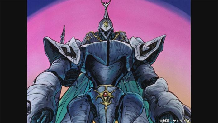 「聖戦士ダンバイン  New Story of AuraBattler DUNBINE(HDリマスター版)#3 地上に近き者」(c) 創通・サンライズ