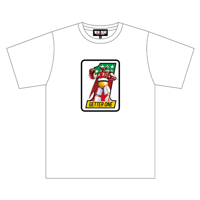 ゲッター1 Tシャツ / 3,850円 (税込)