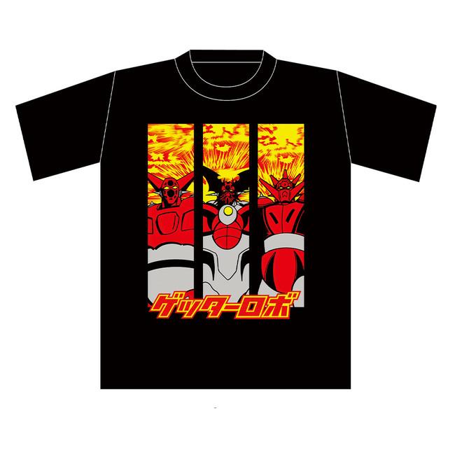 ゲッターシリーズ Tシャツ / 3,850円 (税込)