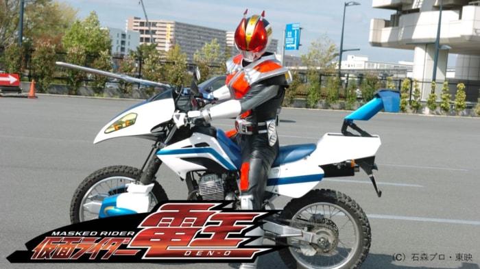 『仮面ライダー電王』 (テレビシリーズ / 2007.1~'08.1 / 全49話)